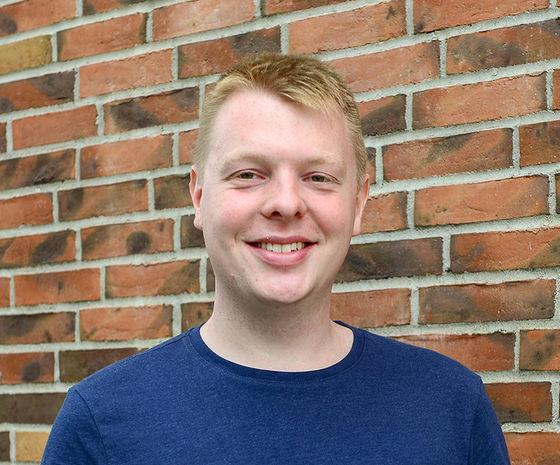 Steffen Hansen, projektstuderende hos Hesehus
